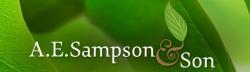 A.E. Sampson and Son logo