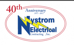 Nystrom Electric logo