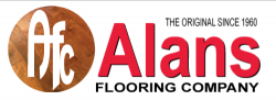 Alan's Carpet and Floor Covering logo