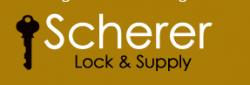 Scherer Lock & Supply logo