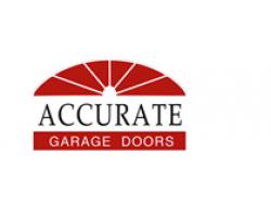 Accurate Garage Doors logo