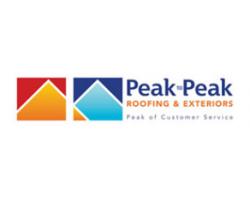 Peak to Peak Roofing & Exteriors logo