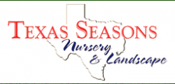 Texas Seasons Nursery and Landscape logo