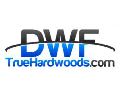 True Hardwoods logo