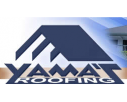 Yama's Roofing logo
