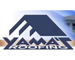 Yama's Roofing logo