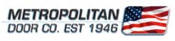 Metropolitan Garage Door Company logo