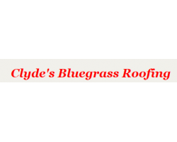 Clyde's Roofing & Siding logo