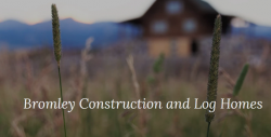 Bromley Construction & Log Homes,LLC logo