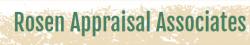Rosen Appraisal Associates logo