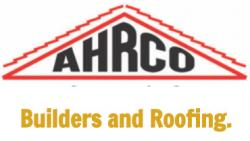 AHR Company Builders & Roofing logo