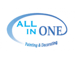 All In One Painting & Decorating logo