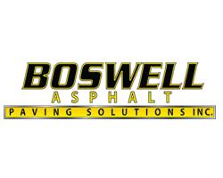 Boswell Asphalt Paving Solutions Inc. logo