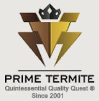 Prime Termite logo