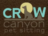 Crow Canyon Pet Sitting logo