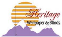 Heritage Wallpaper & Blinds logo