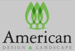 American Design and Landscape logo