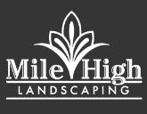 Mile High Landscaping logo