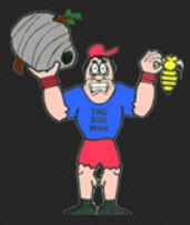 Bug Man, Inc. logo