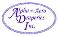 Alpha-Aero Draperies, Inc. logo