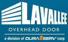 Lavallee Overhead Door logo