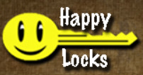 Happy Locks LLC logo