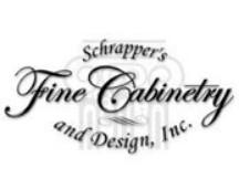 Schrapper's Fine Cabinetry & Design logo