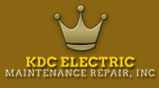 KDC Electric Maintenance Repair Inc. logo