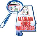 Alabama House Whisperer logo