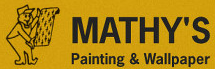 Mathy's Painting & Wallpapering Inc logo