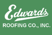 Edwards Roofing Co. logo
