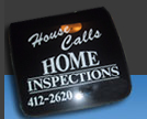 House Calls Home Inspections logo