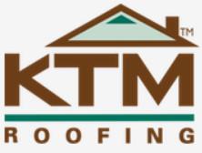 KTM Roofing logo