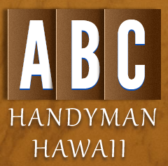 ABC Handyman Hawaii logo