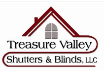 Treasure Valley Shutters & Blinds, LLC logo
