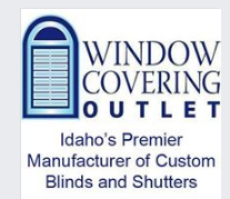 Window Covering Outlet logo