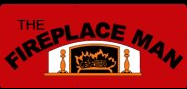 The Fireplace Man Inc logo