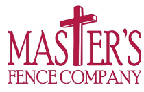 Master's Fence Company logo