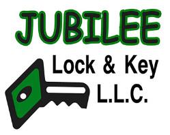 Jubilee Lock & Key logo