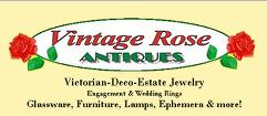 Vintage Rose logo