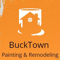 Bucktown Painting & Remodeling Inc. logo