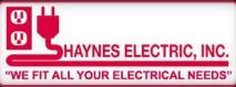 Haynes Electric, Inc. logo