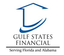 Gulf States Financial logo