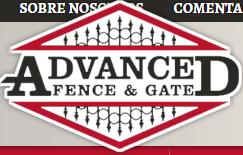 Advanced Fence & Gate logo