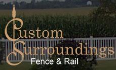 Custom Surroundings Inc. logo