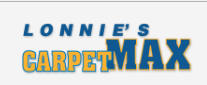 Lonnies Carpet Max logo