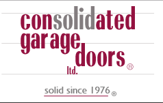 Consolidated Garage Doors  logo