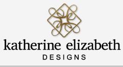 katherine Elizabeth Designs,LLC. logo