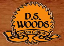 Custom Cabinets logo