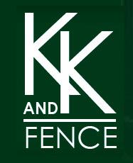 K & K Fence Company logo